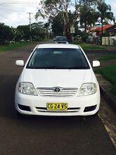 Toyota Corolla Sedan Auto Greystanes Parramatta Area Preview