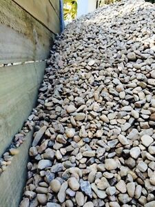 Stones and pebbles plus Waterford Logan Area Preview