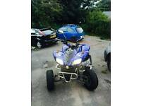 Kfx 700 road legal quad