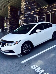 $18000-2015-Honda Civic EX Roof,Camera,Heated Seats