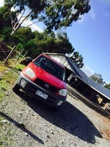 2001 Toyota RAV4 Wagon Richmond Yarra Area Preview