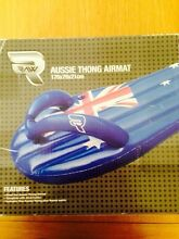 Pool Toy Aussie Thong Inflatable Airmat Dee Why Manly Area Preview