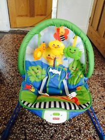 Fisher-Price Bright Bouncer