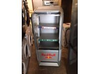 Redbull Display Chiller / Shop Retail Display Fridge (Fully Working & 3 Month Warranty)