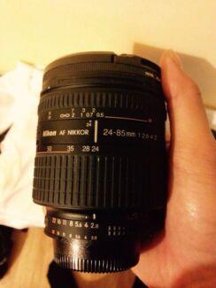 Nikon 24-85mm f2.8-4 Chelmer Brisbane South West Preview
