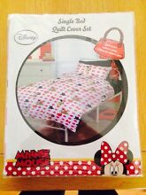 Minnie Mouse Single Quilt Cover Set Brand New Dee Why Manly Area Preview