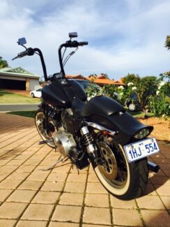 Harley Davidson 1200 custom Woodvale Joondalup Area Preview