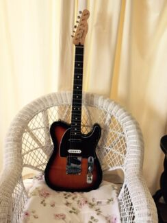 Fender Nashville Power Telecaster Wilberforce Hawkesbury Area Preview