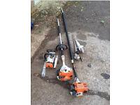 Various stihl tools