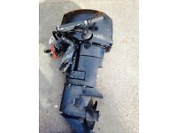 20hsp outboard engine 2 stroke mariner in very good condition