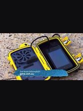 GME Sound Safe Plus. Rugged Waterproof Case with Dongle. Pendle Hill Parramatta Area Preview