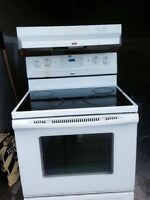 Self cleaning whirlpool range with hood