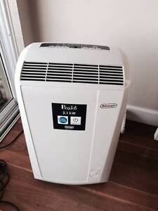Barely Used DeLonghi 2.1 Kw Air Conditioner (A/C) Unit Little Bay Eastern Suburbs Preview