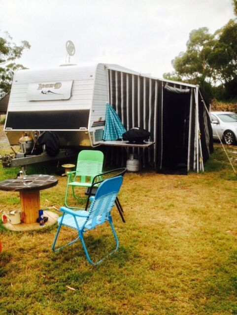 Elegant JURGENS ORYX OFF ROAD CARAVAN 2012