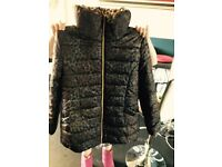 Warm coat size 10