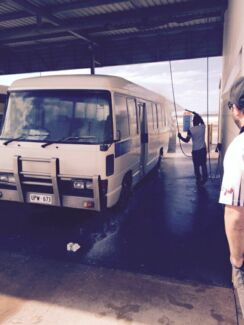 Toyota coaster motorhome Port Germein Mount Remarkable Area Preview