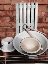 Vintage laundry/bathroom items Grange Charles Sturt Area Preview