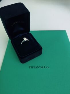 Tiffany&Co. .60CT Brilliant Cut Dimond Engagement Ring Bronte Eastern Suburbs Preview