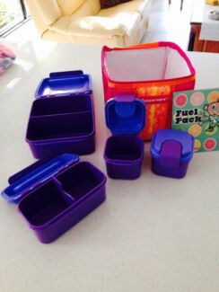 TUPPERWARE FUEL PACK $45.00 new Pelican Waters Caloundra Area Preview