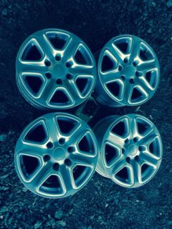 FORD RANGER XLT RIMS Muswellbrook Muswellbrook Area Preview
