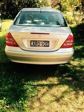 2002 Mercedes-Benz 180 Epping Ryde Area Preview