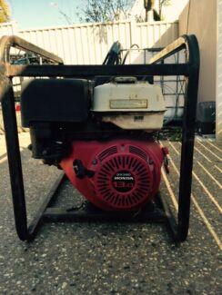 Honda generator  Thornlands Redland Area Preview