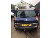RENAULT SCENIC FOR SALE VERY GOOD CONDITION