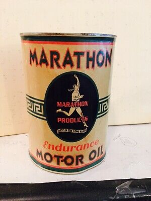 MARATHON ENDURANCE  1 Quart  Oil Can