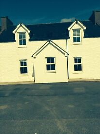 House to rent . 3 Bedroom house, 3 miles from Stranraer.