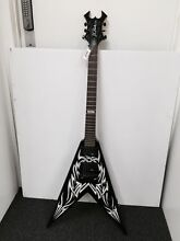 BC Rich Kerry King Flying V electric guitar Melrose Park Mitcham Area Preview