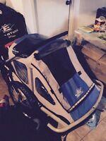 Remorque (chariot) de vélo de marque Shuttle