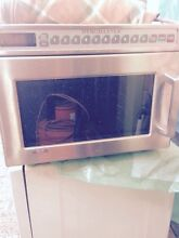 Microwave menumaster commercial kitchen Beaconsfield Fremantle Area Preview