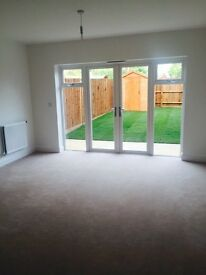 Brand new 4 bedroom house to rent in Heston