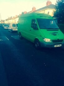 Mercades sprinter tax and mot