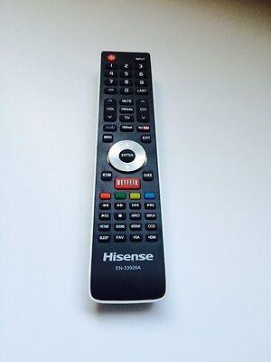 Hisense TV Remote for 32K20DW 32K20W 40H5 40K366WN  Television HDTV LCD LED](hisense 32 led lcd tv)