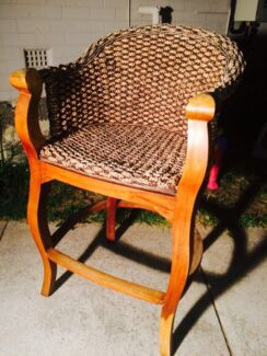 Bar / breakfast bench stools $200 for the three!!! Girrawheen Wanneroo Area Preview