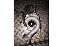 Ford Fiesta 1.4 diesel turbo charger
