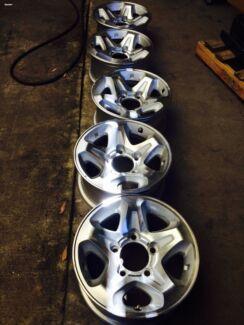 Landcruiser 70 series 5 stud brand new gxl wheels Maraylya The Hills District Preview