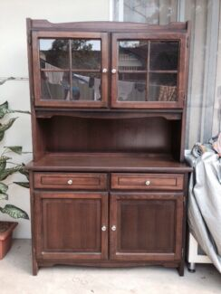 Buffet/Hutch Cabinet $170 Bexley Rockdale Area Preview