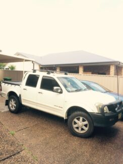 2004 Holden rodeo 4x4 Barnsley Lake Macquarie Area Preview