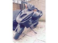 Yamaha Aerox YQ50 (70cc)