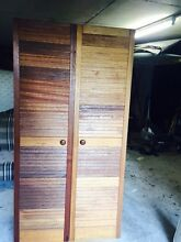 Wooden wardrobe for sale Manly Manly Area Preview