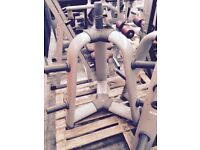 TECHNOGYM OLYMPIC WEIGHT TREE DISC STORAGE FORSALE!!