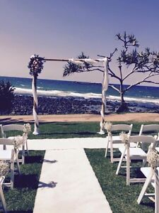 Americana Fold out chairs for Hire $3.30 GC LARGE QUANTITY AVAILABLE Palm Beach Gold Coast South Preview