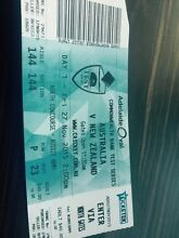 Australia v NZ 3rd Test Tickets - sell asap North Adelaide Adelaide City Preview