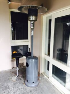 Outdoor patio heater with gas tank as new.  Brighton East Bayside Area Preview