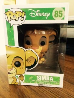 Brand new Simba Pop vinyl figure Narre Warren South Casey Area Preview