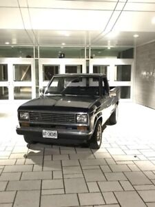 1986 Ford ranger 5.0 swap
