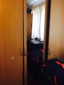 3 Door Mirrored Wardrobe