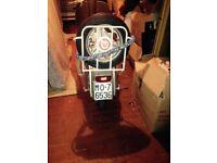 LAMBRETTA X150 SPECIAL year 1965